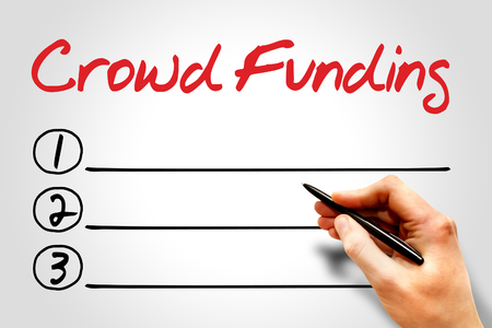 initiator: CROWD FUNDING blank list, business concept