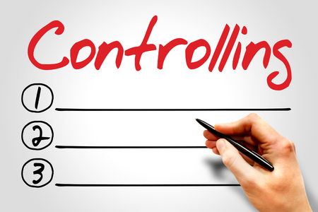 controlling: Controlling blank list