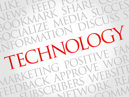functionality: Technology word cloud, business concept