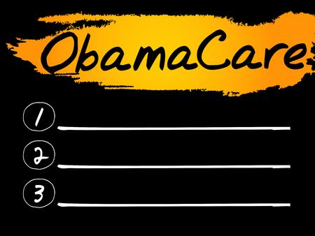 medicaid: ObamaCare blank list