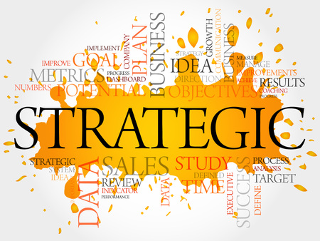 stakeholder: Strategic word cloud, business concept
