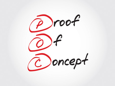 inspected: POC - Proof of Concept, acronym business concept