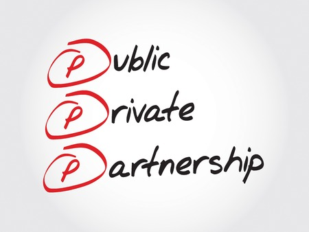 PPP - partenariato pubblico-privato, il concetto di business acronimo