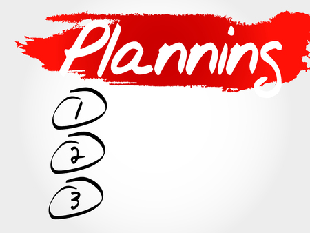 starvation: PLANNING blank list, fitness, sport, health concept
