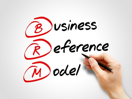 reference: BRM - Business Reference Model, acronym business concept
