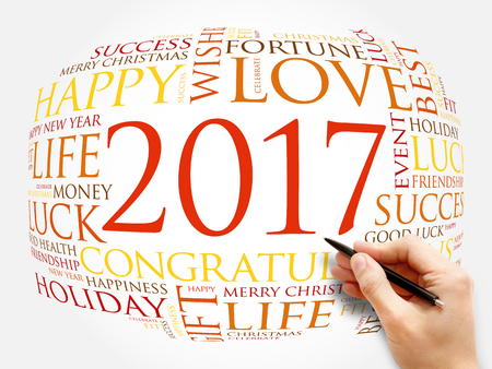 2017 year greeting word cloud collage happy new year celebration 2017 year greeting word cloud collage happy new year celebration greeting card photo m4hsunfo Image collections