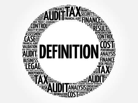 seeks: DEFINITION word cloud, business concept