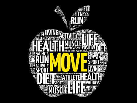 potential: Move word cloud.