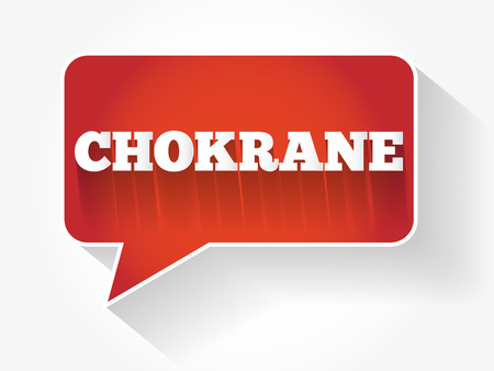 Chokrane (Thank You in Arabic - Middle East, North Africa) Modern Design Speech Bubble background for education or thanksgiving day