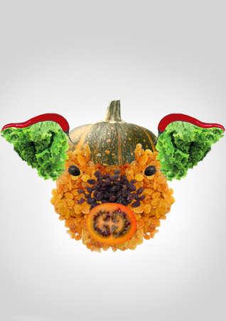 Vegetarianism. Replacing animal food plant