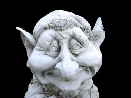 Troll of Sadness Фото со стока