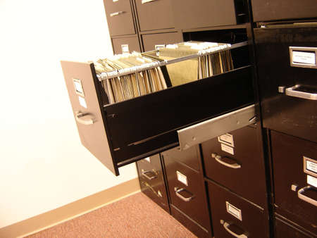 File Cabinet2 Stock Photo - 238125