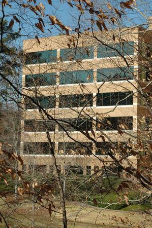 Office Building Фото со стока