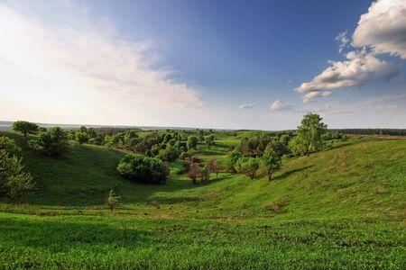 Spring landscape Stock Photo - 6657315