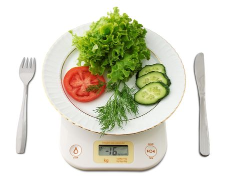 calculated: weight loss computer calculated diet result