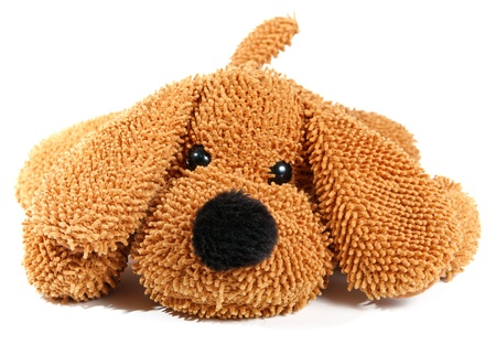 stuffed animals: Puppy toy
