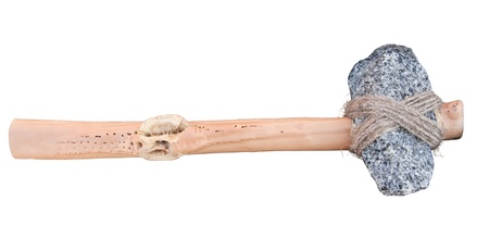 prehistoric: Stone age axe