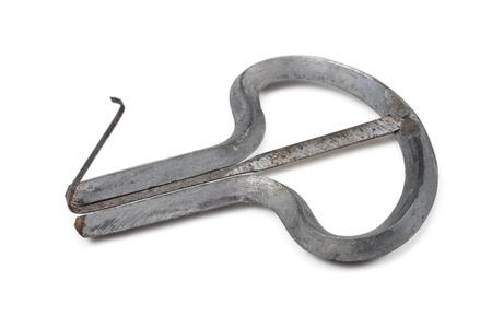 Ancient musical instrument - Jew`s harp, aka mouth harp, doromb, homus, vargan, etc.