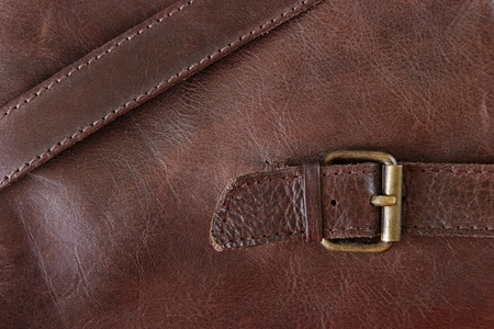 jackboots: leather with buckles background