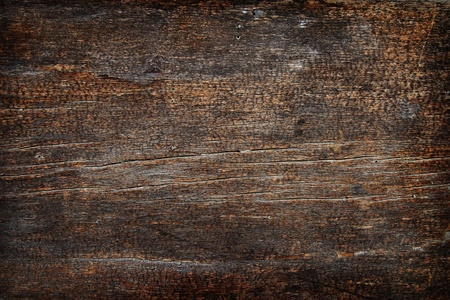decayed: Very old wooden plank texture