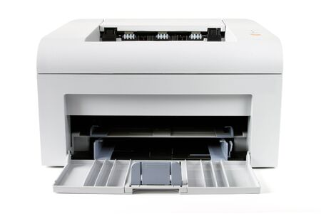 Laser printer Stock Photo - 10391797