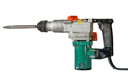 Used power rotary hammer photo
