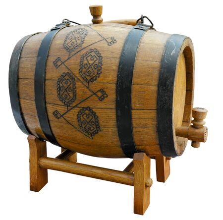Old barrel   photo