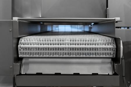 Conveyor - part of industrial equipment