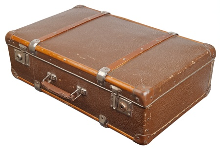 Vintage suitcase  Stock Photo - 16643741