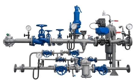 fontanero: Sistema de tubos aislados