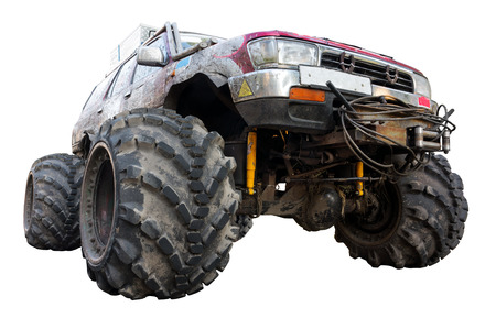 Bigfoot  4x4 car  photo