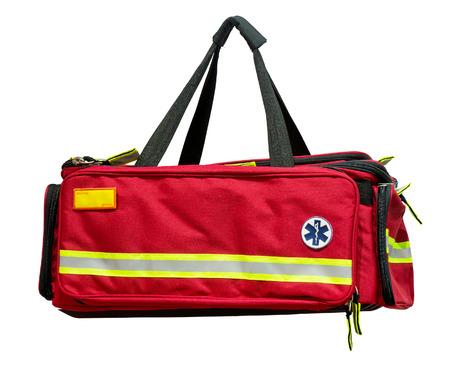 Médical sac de premiers secours Banque d'images - 42132785