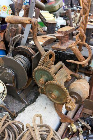 spul: Old metal stuff