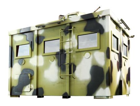 residental: Miltary armored residental unit