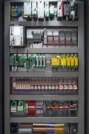 distribution board: electrical distribution board