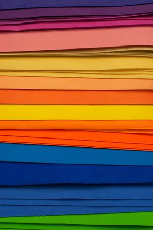 moda ropa: piezas multicolores de fieltro