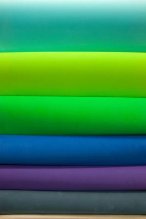 Rolls of textile