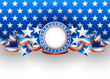 American background Stock Vector - 20241401