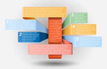 Abstract business template