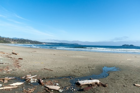 Long Beach, Pacific Rim National Park Reserve, Tofino - Vancouver island, BC, Canada