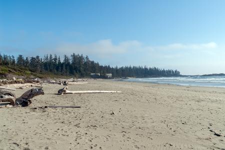 Long Beach, Pacific Rim National Park Reserve, Tofino - Vancouver island, BC, Canada