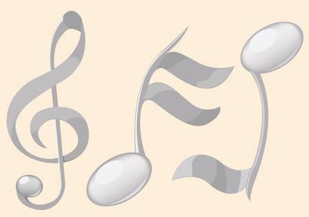partiture Vector