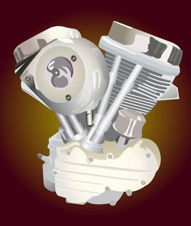 harley: motor engine