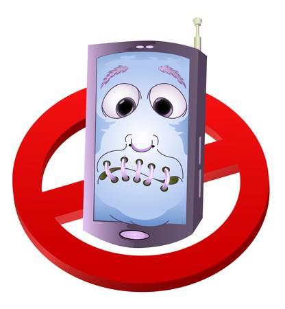 サイレント: あなたの携帯電話の回転