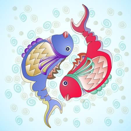 ornamental fish: pesci ornamentali