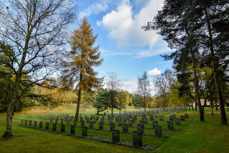 German Military Cemetery Cannock Chase