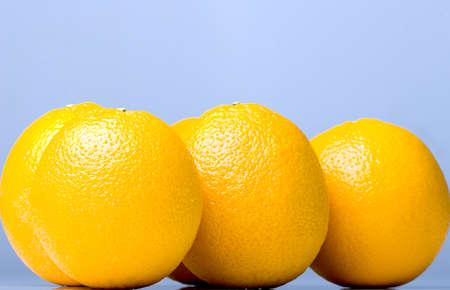 Fresh ripe juicy delicious oranges Zdjęcie Seryjne