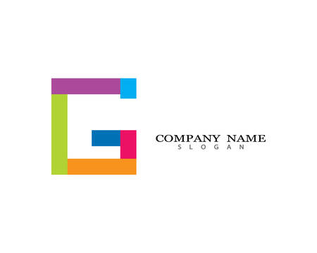 G letter logo vector icon illustration design