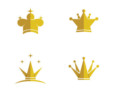 Crown template illustration