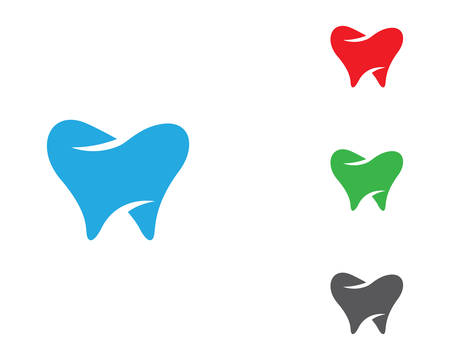 Dental logo template vector illustration icon design